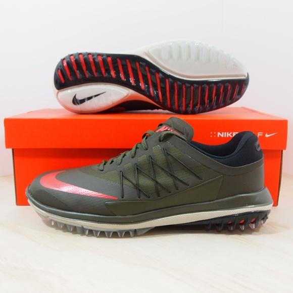 Nike Lunar Control Vapor Spikeless Mens Golf Shoes 79ec8432505
